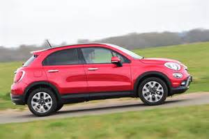 Fiat 500 Tracking Fiat 500x Pictures Carbuyer