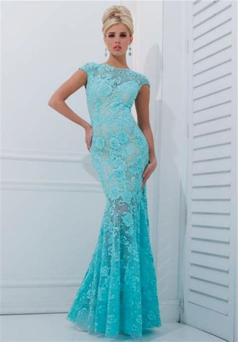 Blue Mermaid Dress blue mermaid dress naf dresses