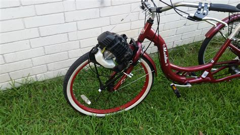 Galerry trike bicycle motor kit motorized bike engine