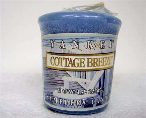 Cottage Yankee Candle by Yankee Candle 4 Count Cottage Scent Votive Home