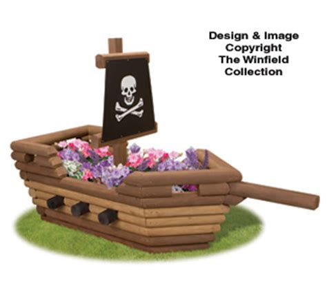 Ship Planter by Add To Cart