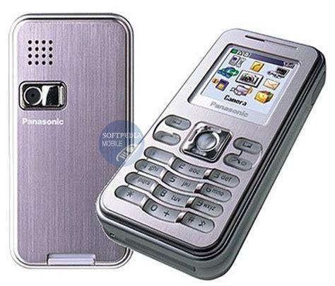 Handphone Panasonic T9 panasonic x100