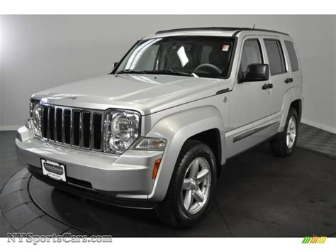 silver jeep liberty 2008 2008 jeep liberty limited 4x4 in bright silver metallic