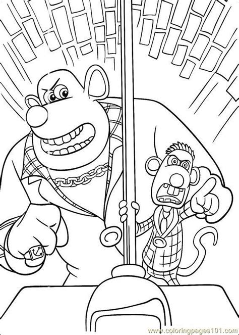 coloring pages flushed away coloring pages 11 cartoons