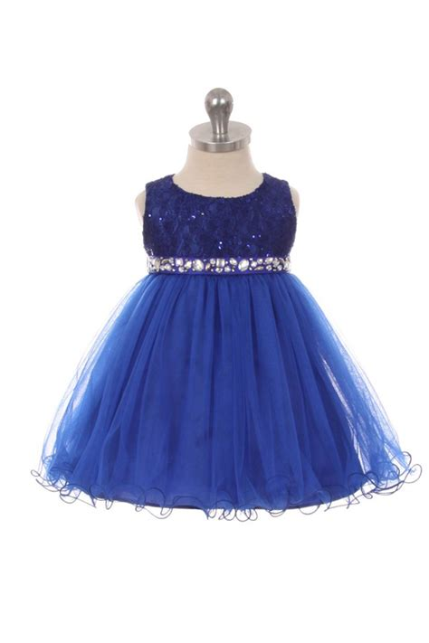 Bj Line Dress Blue royal blue flower dresses discount wedding dresses