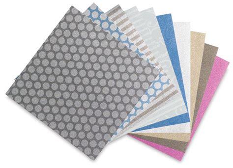 Glitter Paper Craft - american crafts pow glitter paper blick materials