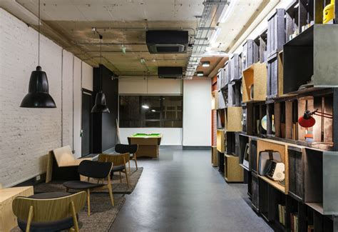 Tour Google's London Coworking Space, Google Campus