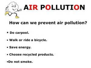 How To Prevent Pollution Essay by Essay On Pollution