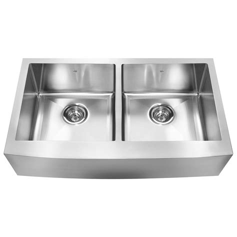 rustic kitchen set with double bowls stainless steel kitchen sink kraus 33 inch undermount double bowl stainless steel