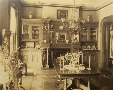 Interior Of Victorian Homes by A Rare Look Inside Victorian Houses From The 1800s 13