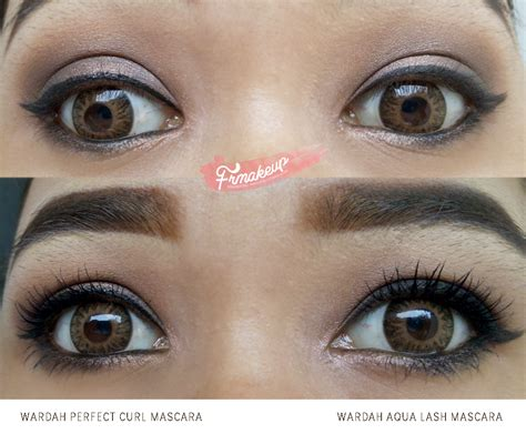 Review Eyeliner Gel Wardah review wardah eyexpert aqua lash mascara frmakeup