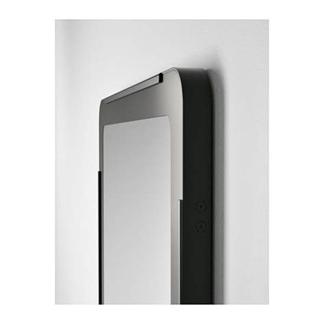 grua mirror black 45x140 cm ikea grua mirror black 45x55 cm bathroom mirror and ikea