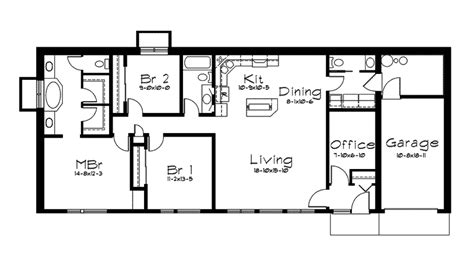 Berm House Floor Plans by Grandale Berm Home Plan 057d 0016 House Plans And More