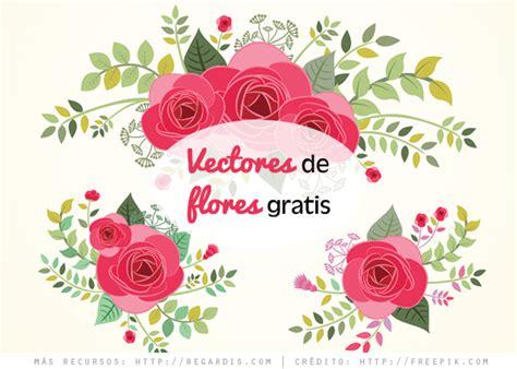 imagenes de flores vector 3 vectores de flores hermosas 187 regardis