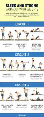 5 at home circuit workouts
