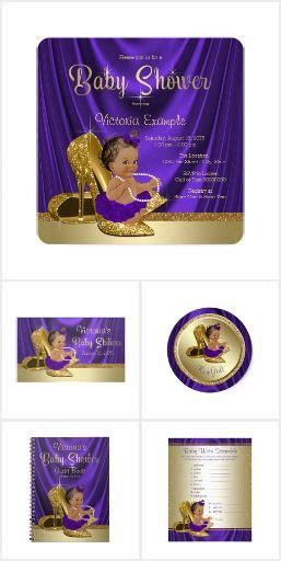 Purple Baby Shower Ideas by Best 25 Gold Baby Showers Ideas On Baby