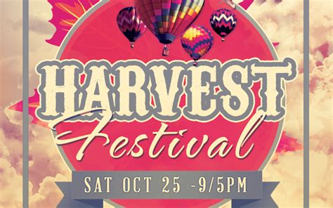 Harvest Festival Church Flyer Template By Loswl On Deviantart Harvest Festival Flyer Free Template