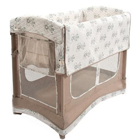bassinet attached to bed arms reach bassinet dimensions short co sleeper brand