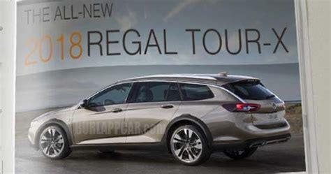 regal x burlappcar 2018 buick regal wagon tourx