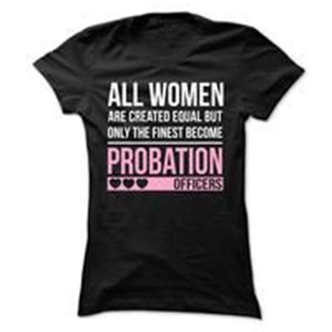 Can I Be A Probation Officer With A Criminal Record Probation Officer On Enforcement And Officer