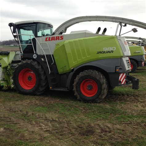 wisconsin ag connection claas jaguar 980 self propelled