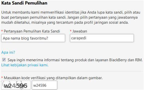 membuat link video di bbm link link blog cara daftar atau membuat akun id bbm baru