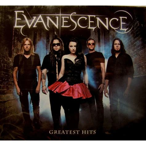 Evanescence Lithium 7 Vinyl - greatest hits 2cd by evanescence cd x 2 with galarog