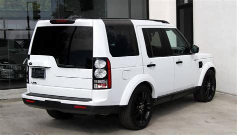 white land rover lr4 with black wheels 100 white land rover lr4 with black wheels range