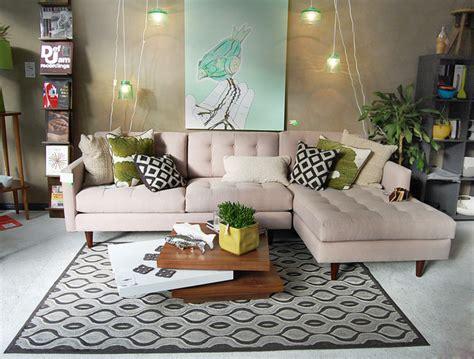 apt2b pop up shop modern living room los angeles
