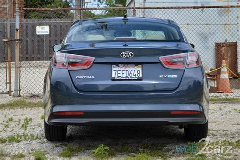 Kia Optima Hybrid Battery Replacement Cost 2014 Kia Optima Hybrid Ex Review Carsquare