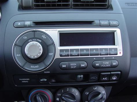 upgrading  stereo system     honda fit