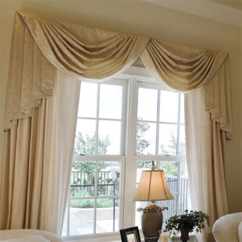 Swag Curtains Images Decor Decorating With Window Treatments Transforming Decor Home Staging And Redesign