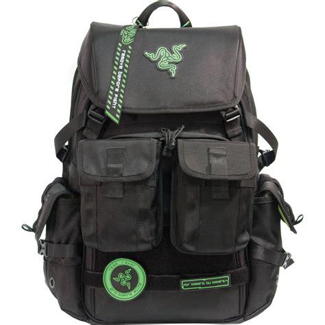 Gaming Bag Tas Gaming Backpack Elite Razer mobile edge razer tactical pro gaming backpack razerbp17 b h