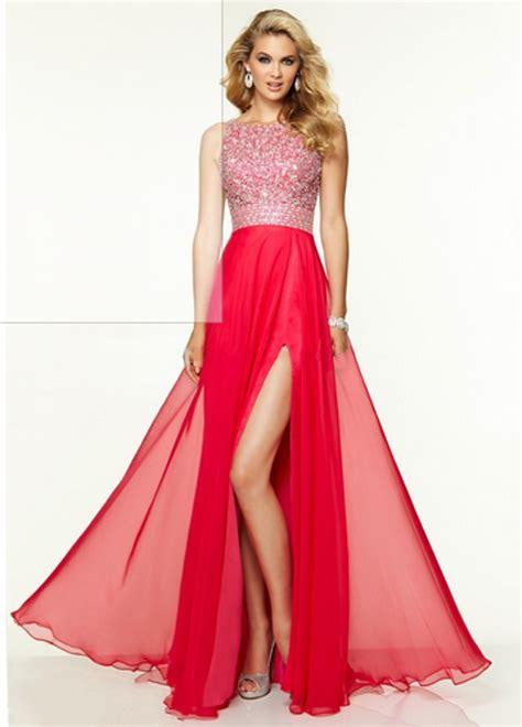 Open Slit Dress open slit gowns fashion dresses