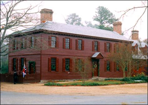 peyton randolph house colonial williamsburg historic original paint colors analyzed by frank s welsh