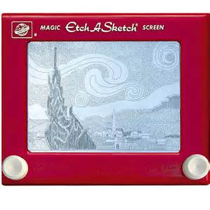 etch a sketch 50th anniversary