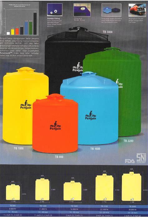 Tangki Maspion harga dan produk tanki air penguin