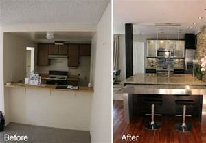 Kitchen Remodel Ideas For Homes Mobile Home Remodeling Before And After Studio