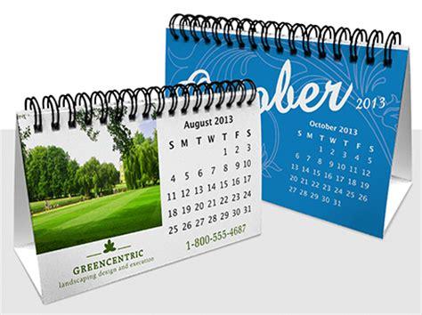 tbg print desk calendar