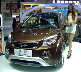 Electric Cars Us News 10 New Electric Cars From China
