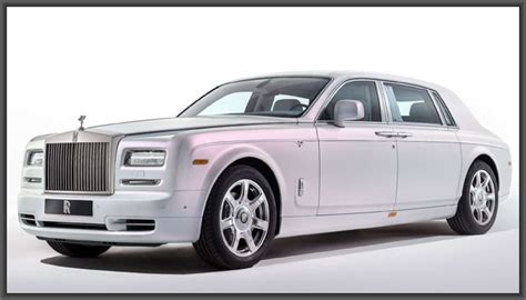 2016 Rolls Royce Phantom White 200 Interior And