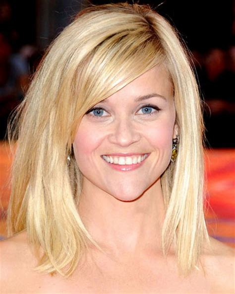 haircuts for fine hair and heart shaped face medium length haircuts for heart shaped faces