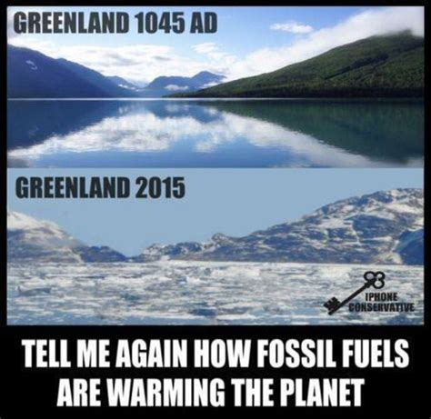 Climate Change Meme - the liberal climate change scam exposed with one meme