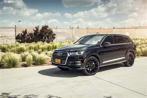audi q7 modified custom 2017 audi q7 images mods photos upgrades
