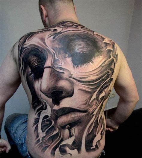 skin art 3d tattoos by victor portugal