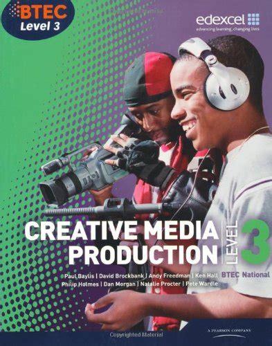 read  btec level  national creative media