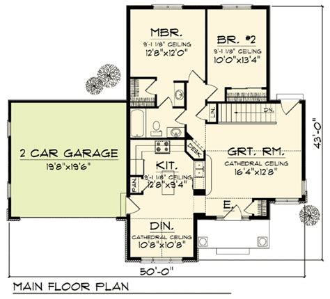 cathedral ceiling house plans lovely ranch with cathedral ceilings 89258ah architectural designs house plans