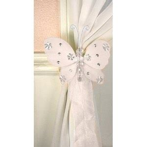 butterfly curtain tie backs butterfly curtain tie backs for the home pinterest