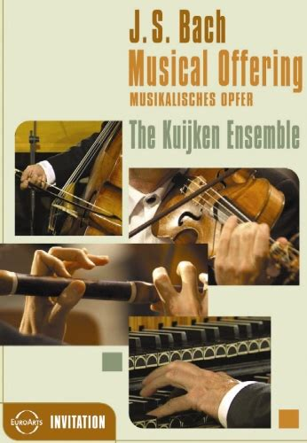 bach musikalisches opfer the musical offering l review musical offering dvd