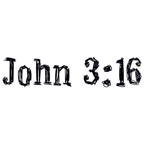 john 316 tattoo 33 amazing 3 16 ideas designs collections